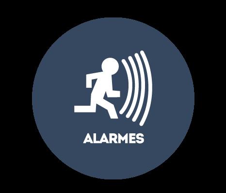 Soluções em Alarmes